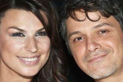 Alejandro Sanz 'cambia' a su esposa Raquel Perera por una caribeña maciza