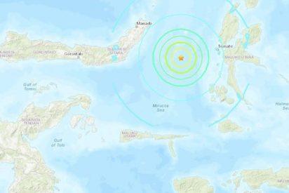 ¡OJO!: Alerta de tsunami tras un sismo de magnitud 7,0 en Indonesia