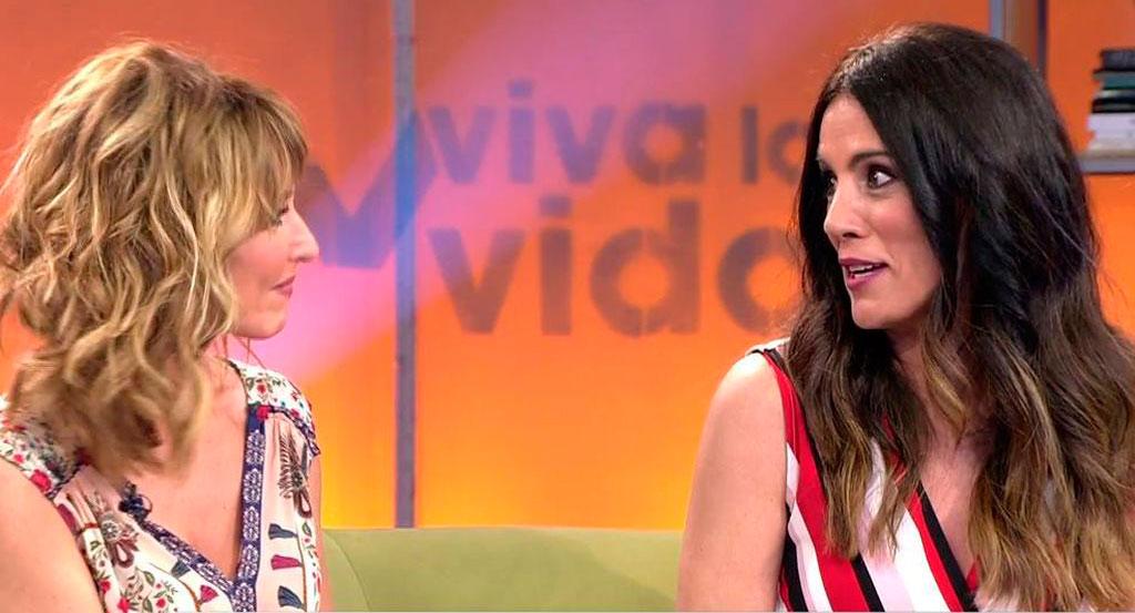 Alicia Senovilla reaparece en televisión para contar su nuevo y sorprendente trabajo
