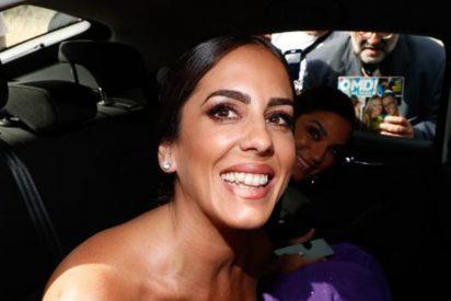 Anabel Pantoja se ha hecho un 'retoque estético' y ahora enseña mucho los dientes