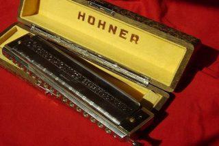 Si quieres una buena armónica, te recomiendo una Hohner