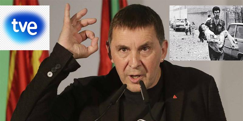 David Gistau hace al 'psicópata' Arnaldo Otegi la pregunta que no se atrevieron a hacer los masajistas de TVE