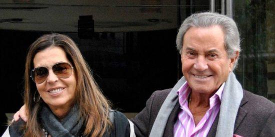Arturo Fernández estuvo 37 años unido a Carmen Quesada