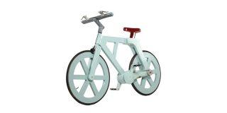 Así es la revolucionaria bicicleta hecha de material reciclado que solo cuesta 7€