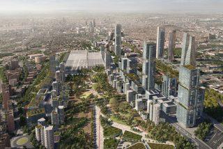 Madrid Norte: las primeras viviendas comenzaran a construirse en Las Tablas en 2020
