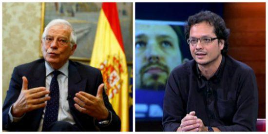 Ignacio Torreblanca le da la peor noticia posible a un ególatra Josep Borrell