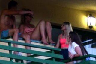 Un turista sueco de 24 años muere en Palma tras precipitarse al vacío desde un quinto piso