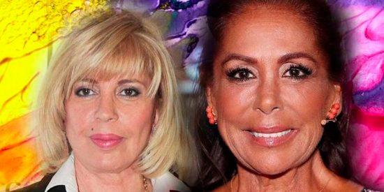 Barbara Rey suelta toda su 'bilis' contra Isabel Pantoja y se mete con su físico y hasta con Paquirri