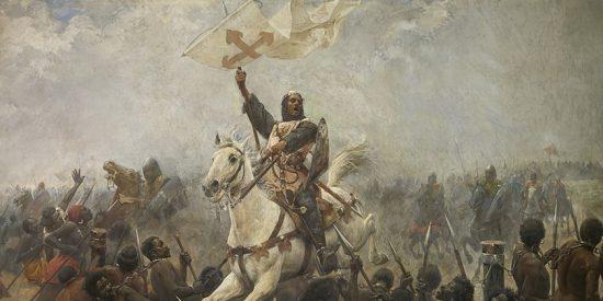 La batalla de las Navas de Tolosa (1212)