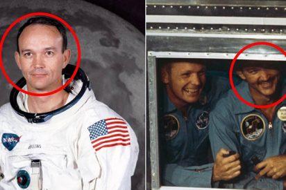 """""""El bigote perdido"""" y las más alocadas teorías del supuesto montaje de la NASA"""