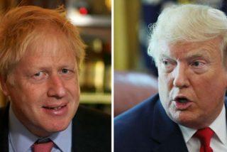 Donald Trump y Boris Johnson: dos almas gemelas a las que une algo más que el pelo