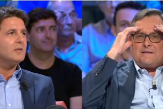 """Marhuenda corta en seco la histeria de Cintora por el visto bueno de Vox a gobiernos del PP en Murcia y Madrid: """"Cada vez que gobiernan los que a ti te gustan, nos vamos a la mierda"""""""