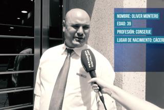"""Oliver Montero: """"De pequeño quería ser concejal"""""""