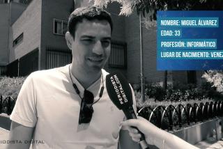 """Miguel Álvarez: """"Cuando era pequeño, de mayor quería ser nadador"""""""
