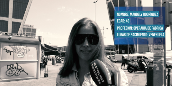 Magdely Rodríguez: