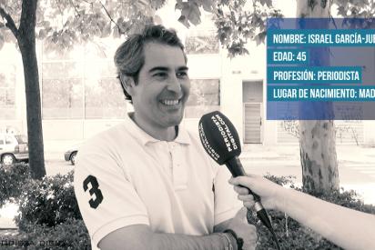 """Israel García-Juez: """"En mi trabajo he visto que hay gente capaz de cualquier cosa por dinero"""""""