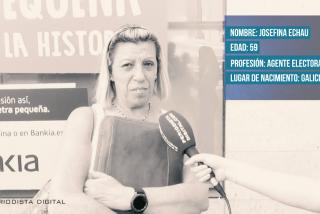 "Josefina Echau: ""Mi trabajo ya es raro en sí"""