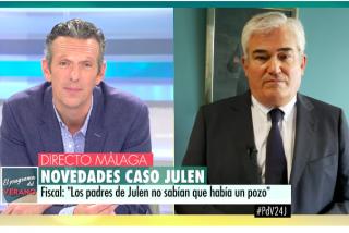 El fiscal del caso Julen tiene un desliz en Telecinco y revela un aterrador dato de la muerte del niño