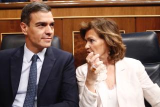 La enésima humillación de Sánchez a Iglesias: le niega todas sus peticiones y ofrece solo una vicepresidencia 'florero'