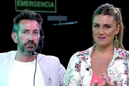 La velada amenaza de Carlota Corredera a Chelo García Cortes