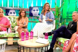"""Kiko Hernández humilla a Lydia Lozano: """"Cuando tienes al personaje delante te haces caquita"""""""