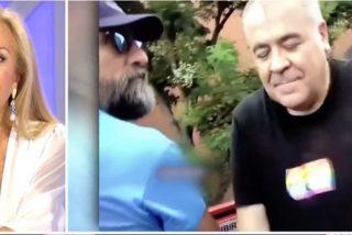 """Carmen Lomana se humilla y pide perdón a Ferreras por llamarlo """"chimpancé"""""""