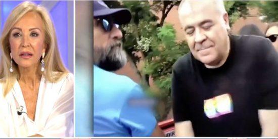 """Carmen Lomana, tras ver la imagen de Ferreras en el 'Orgullo Gay': """"Parece un chimpancé"""""""