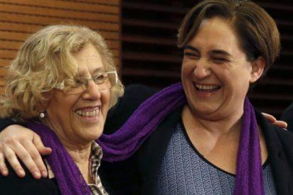 España se enfrenta a una multa de hasta 2.000 millones porque Carmena y Colau no redujeron la polución en Madrid y Barcelona