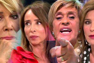 Si el paso de Chelo Gª Cortés por 'Supervivientes' ha sido duro, que se prepare cuando aterrice en 'Sálvame'
