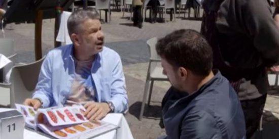 Este restaurante de la Plaza Mayor de Madrid se niega a dar de comer a Chicote para que no les critique