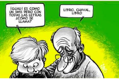 """Manuel I. Cabezas González: """"El libro, ese amigo fiel"""""""