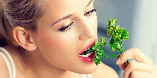 ¿Conoces los efectos terapéuticos del cilantro?
