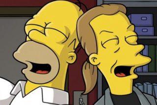"""Los Simpson se """"adelantaron"""" al futuro, una vez más"""