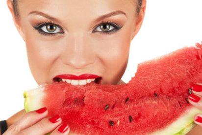 ¿Sabes por qué la sandía es la mejor fruta para adelgazar en verano?
