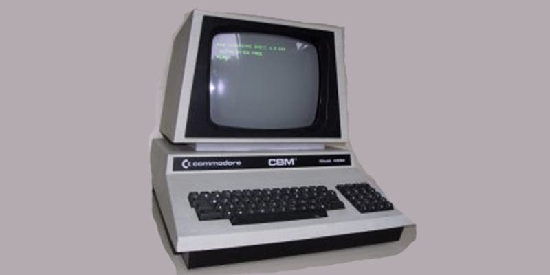 Commodore: Los geniales abuelitos de los PCs actuales