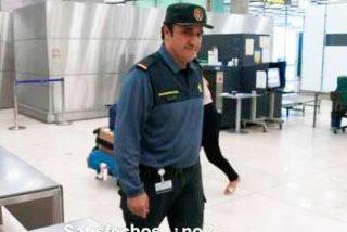 Fran, el guardia civil de 'Control de Fronteras' (DMAX), detenido por dejar entrar más de 200 kilos de cocaína en España