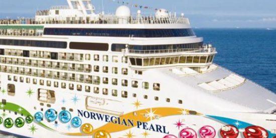 El crucero Norwegian Pearl deja tirados a 2.700 pasajeros en el Puerto de Barcelona