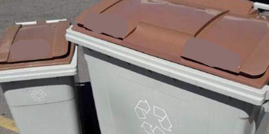 ¿Sabes qué residuos debes echar en el cubo marrón?