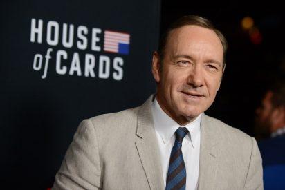 El actor que acusó a Kevin Spacey de haberle 'metido mano' retira su demanda 3 años después