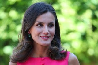 La Reina Letizia apoya a una firma de ropa en bancarrota