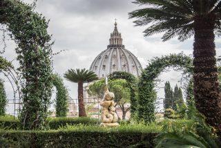 La Ciudad del Vaticano se suma a la lucha contra los plásticos