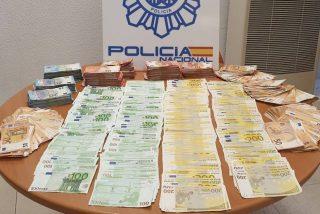 La policía desmonta el timo del 'fichero de morosos': 50 teleoperadores y sablazos de 1.000 euros
