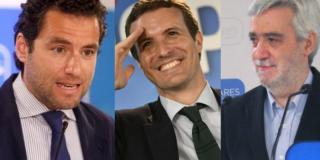Borja Sémper le causa otro dolor de cabeza a Casado criticando en público al PP por expedientar al juntero que votó a favor de Bildu
