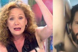 ¡Periodismo sobaquero! Afeitarse los pelos de las axilas es la preocupación 'feminista' de Cristina Fallarás y Euprepio Padula
