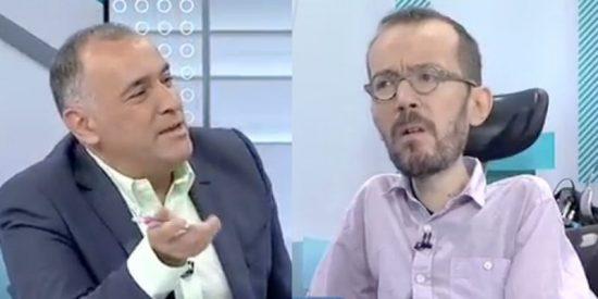 Iglesias 'empuja' al purgado Echenique a una entrevista en TVE de 'El Lechero' para suplicarle por última vez a Sánchez unos ministerios