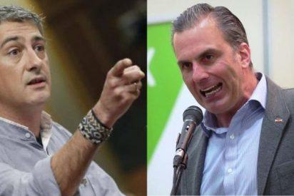 """Ortega le cierra la boca a una alimaña de Bildu: """"En materia de bombas no voy a discutir nada con usted que es un maestro"""""""