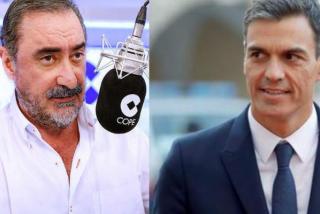 """Herrera se harta de la arrogancia de Sánchez: """"¡Está echado a la bartola esperando a que le voten por su cara bonita!"""""""