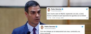 La hemeroteca le saca los colores al incapaz Sánchez cuando era él quien hostigaba a Rajoy por no formar gobierno
