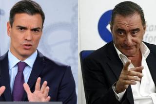 """Herrera rompe en mil pedazos la carta de Sánchez al PP: """"¡Qué caradura y desahogo tiene 'Míster No'!"""""""
