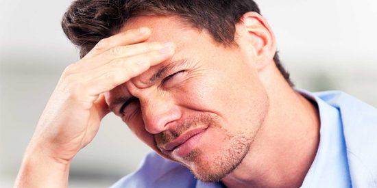 ¡El yoga también puede aliviar tu dolor de cabeza!